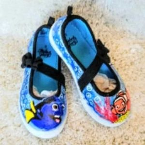 Other - Hand Painted Dory & Nemo Shoes